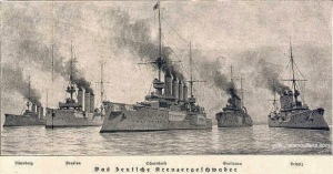 Deutsches Kreuzergeschwader