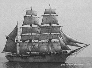 Drummuir barque.