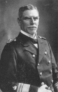 Comte Maximilian von Spee.