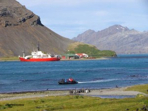 Grytviken, King Edward Point.