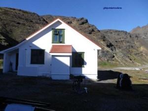Grytviken, Georgie du Sud.