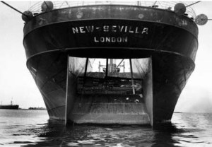 New Sevilla GB 180 m 13 800 t 1920-1940