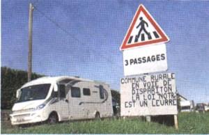 Buvilly, commune contre la loi NOTRe.
