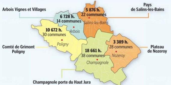 Jura, projet loi NOTRe.