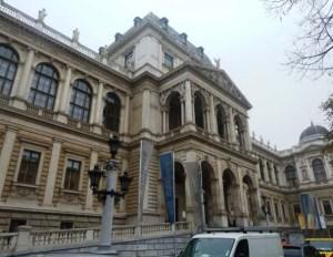 Vienne, Institut de droit Européen.