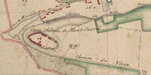 Commune d'Alette plan Napoléonien ADNPC 3P021.2.