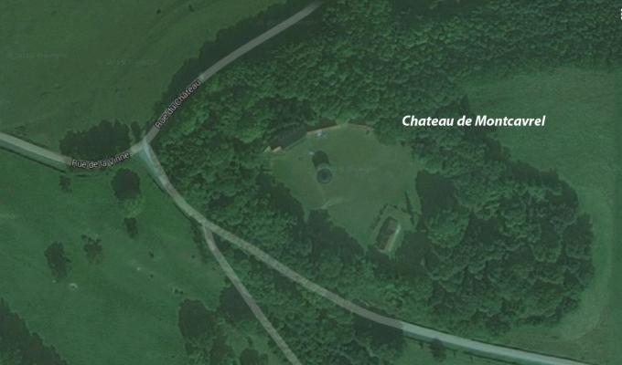 Chateau de Montcavrel