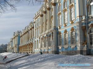 St Pétersbourg Tsarskoie selo
