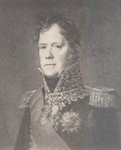 Ney peint par Gérard 1812.