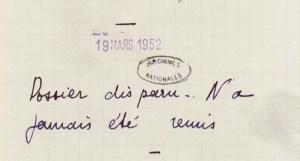 Base Léonore dossier Michel Ney.