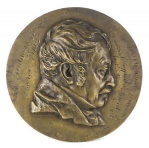 Le baron Jean-Martin Petit 1840, David d'Angers, Musée Carnavalet
