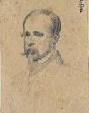 Ney Le duc d'Elchingen chef d'escadron d'Etat Major, 1840 Felix PHILIPPOTEAUX est envoyé en Afrique en avril 1840 par Louis-Philippe Duc d'Elchingen Musée Condé Chantilly m505201_0007368a_p