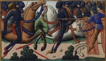 Bataille de Bugneville.