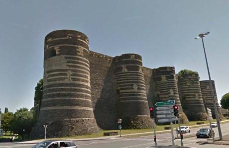 Château d'Angers.