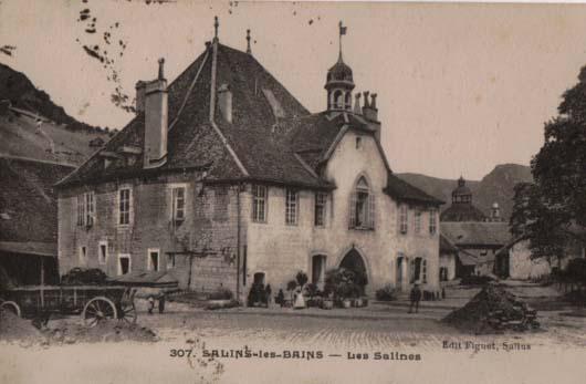 La maison du grand puits.