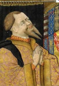 René d'Anjou.