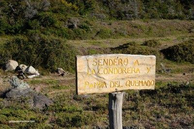 Argentine, Estancia El Condor sur le chemin La Condorera.