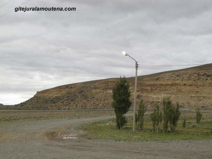 Argentine, ici débute la RP 31.