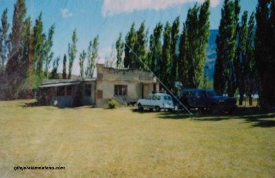 Argentine, l'Estancia El Condor dans les années 80.